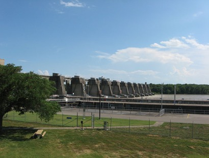 locks and dam
