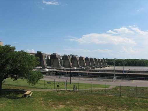 locks and dam