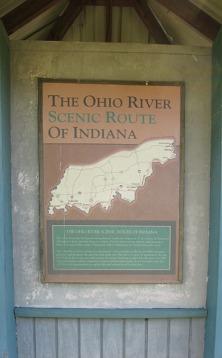 Ohio River scenic route