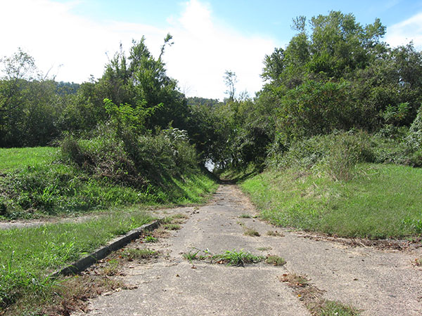 231 OH Meigs Apple Grove Old L&D 23 Ohio River Access path 600 8 high